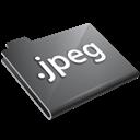 Grey, Jpeg Icon