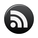 Black, Rss Icon
