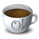 Coffee, Onlocation Icon