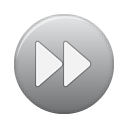 Button, Ffw, Grey Icon