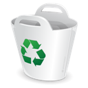 Bin, Recycler Icon