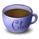 Coffee, Contribute Icon