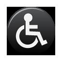 Access, Black Icon
