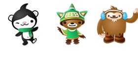 Olympic Games 2010 Icons