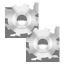 Configure, Gears, Preferences Icon