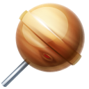 Jupiter, Lollypop, Planet Icon