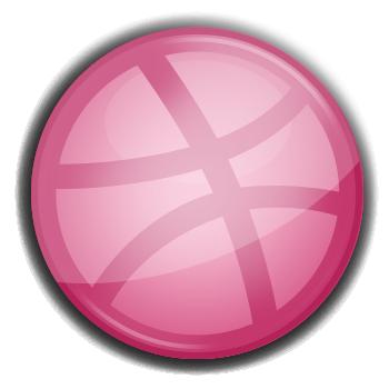 Ball, Basket, Dribbble Icon