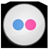 Flickr, Media, Social Icon