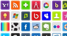 Social and Web Icons v2 Icons