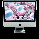 Imac, Pink Icon