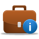 Business, Info Icon