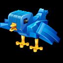 Bird, Robot, Twitter Icon