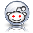 Detail, High, Reddit Icon