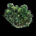 Grassy, Stone Icon