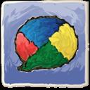 Buzz, Google, Painting Icon
