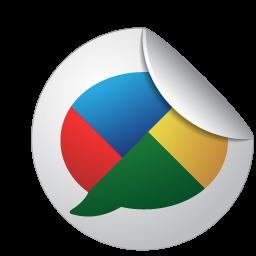 Buzz, Google, Sticker Icon