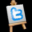 Art, Twitter Icon