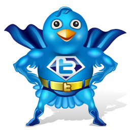 Supertwitter Icon