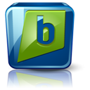 Brightkite, Detail, High Icon