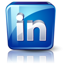 Detail, High, Linkedin Icon