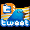 Flag, Tweet Icon