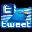 Flag, Twitter Icon
