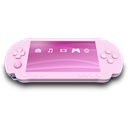 Pink, Psp Icon