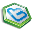 Green, Shape, Twitter Icon