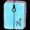Archive, Osd, Zip Icon