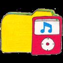 Folder, Ipod, Osd, y Icon