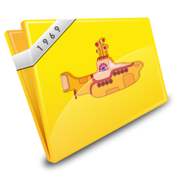 Submarine, Yellow Icon