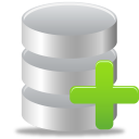 Add, Database, To Icon