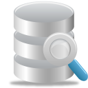 Database, Search Icon