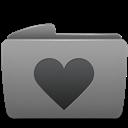 Folder, Heart Icon