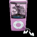 4rth, Generation, Ipod, Pink Icon