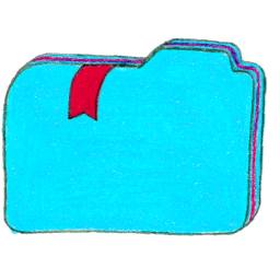 b, Bookmarks, Folder, Osd Icon