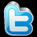 Block, Metal, Twitter Icon