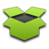 Dropbox, Green Icon