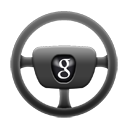 Android, Car, Home Icon