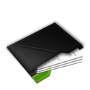 Documents, Green, Inside, My Icon