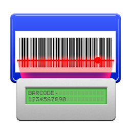 Android, Barcode, Reader Icon