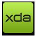 Green, Xda Icon