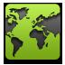 Green, Internet Icon