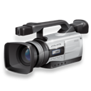 Camcorder, Normal Icon