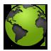 Green, Internetvalt Icon