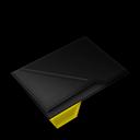 Empty, Folder, Yellow Icon