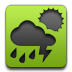 Green, Wheatheralt Icon