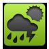 Green, Wheatheralt Icon