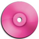 Cd, Dvd, Pink Icon