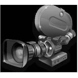 Camera, Dis, Film, Mm Icon